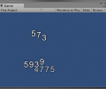 [Unity] FF4、FF5のダメージ表示アニメーションをUnityで再現する