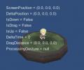 [Unity] マウスとタッチを同じように扱いDown/Up/Drag/Flickに対応する